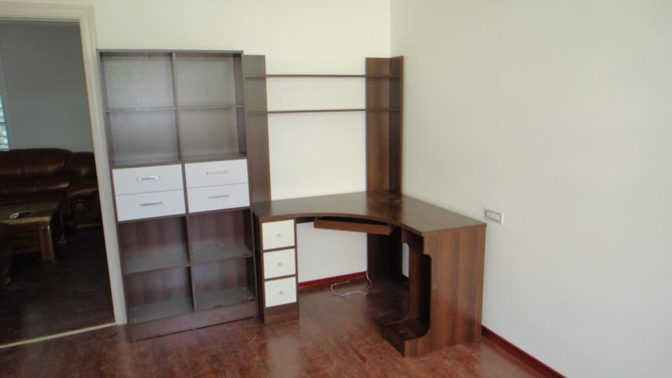 衣柜書柜連體效果圖_圖片大全